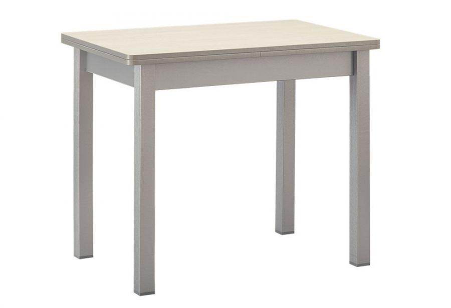 Стол обеденный раскладной без ящика/с ящиком