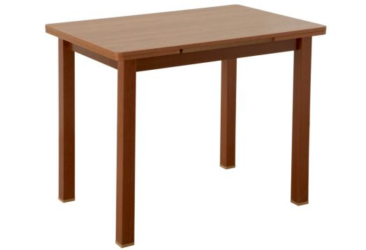 Стол обеденный раздвижной со скруглением
