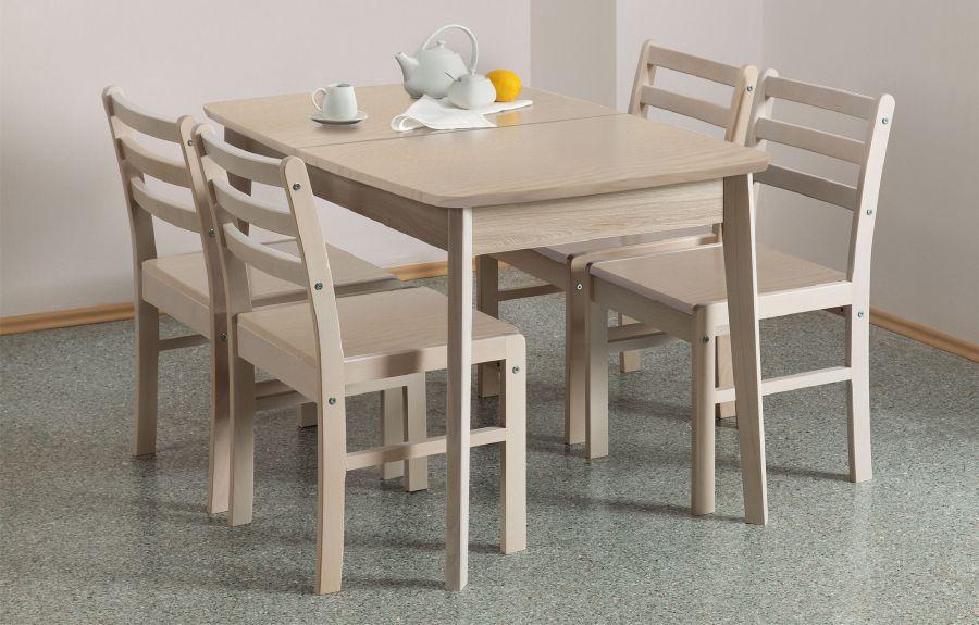 Стол обеденный раздвижной (лдсп)