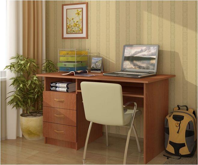 Стол письменный ПС-02 с ящиками