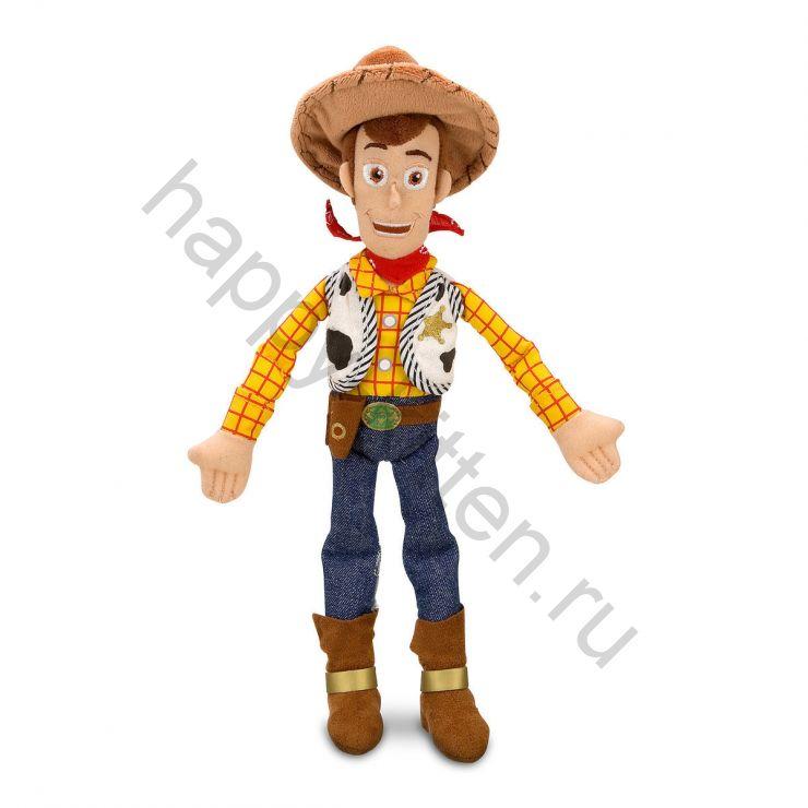 Мягкая кукла Вуди 48 см
