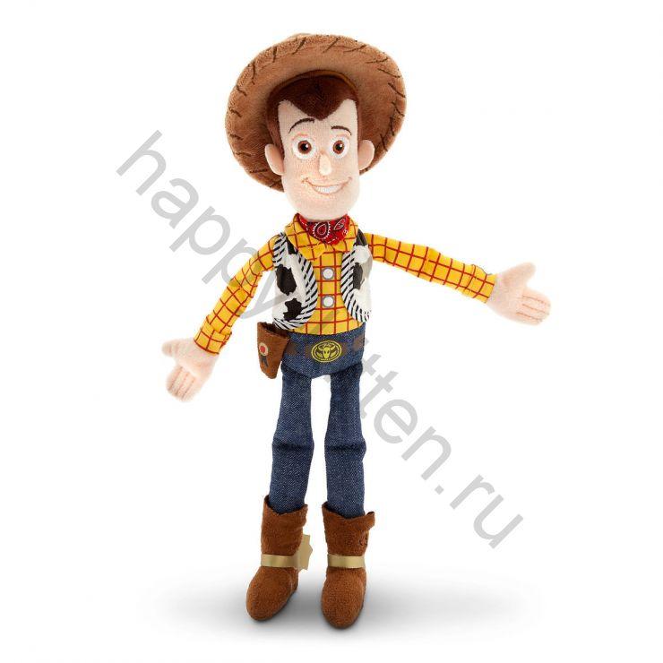 Мягкая мини кукла Вуди 30см
