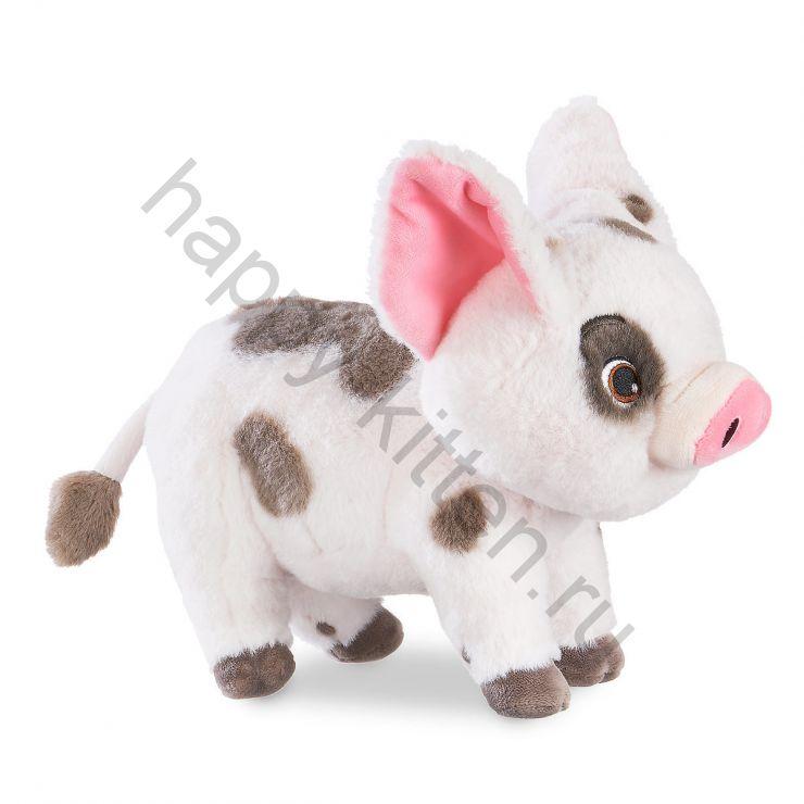 Мягкая игрушка Поросенок Пуа из Моана