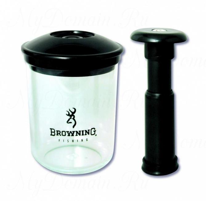 Помпа вакуумная Browning для пелетса 0,5л