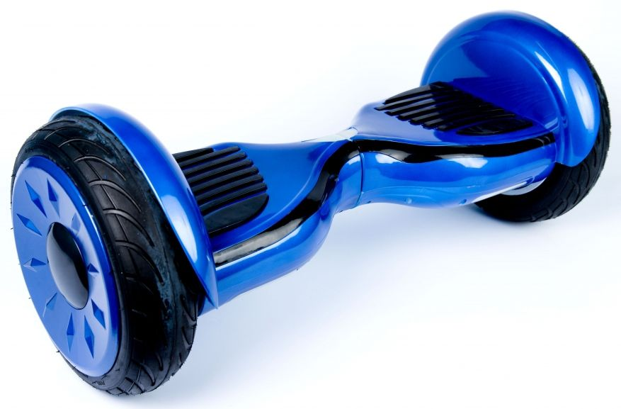 Гироскутер синий 10,5