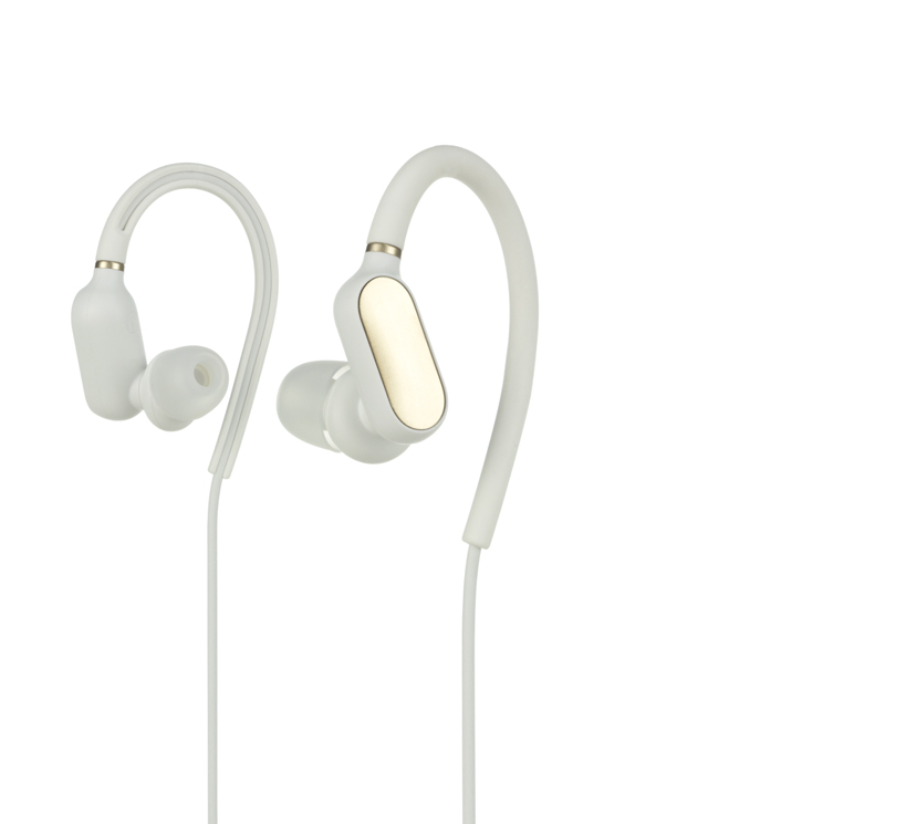 Беспроводные стерео-наушники Xiaomi (Mi) Sport Bluetooth Mini белые