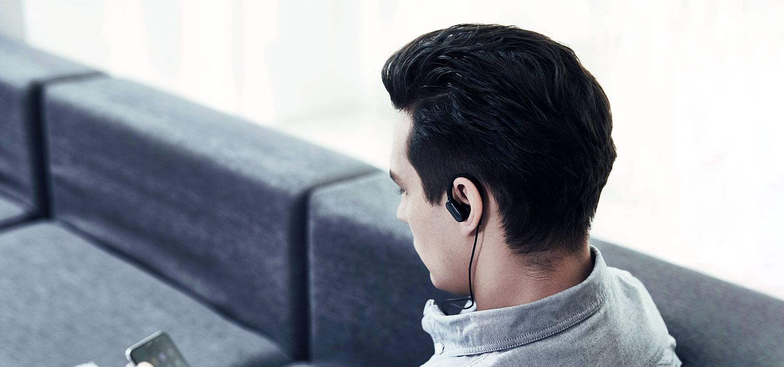 купить беспроводные стерео наушники Xiaomi Mi Sport Bluetooth Mini