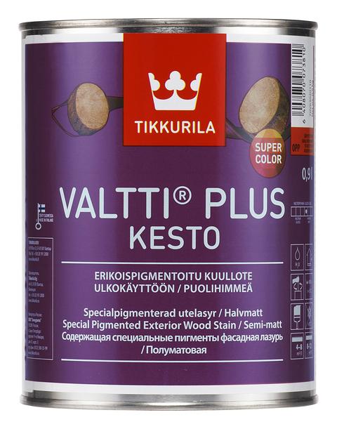 Антисептик-лазурь Tikkurila Valtti Plus Kesto - Валтти Плюс Кесто
