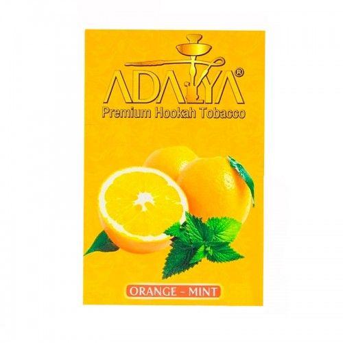 Табак для кальяна Adalya Orange mint (Апельсин мята)