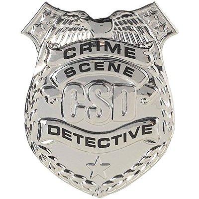Значок Полицейского пластик, 1 шт.