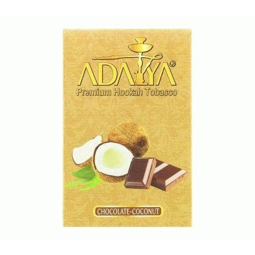 Табак для кальяна Adalya Chocolate Coconut (Шоколад с кокосом)