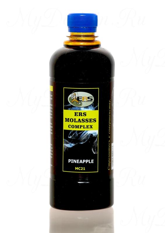 Меласса комплекс ERS МС 21  pineapple ананас, объем 500 мл