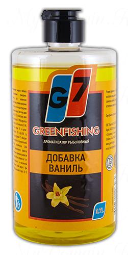 "Добавка Greenfishing ""ваниль"", объем 700 мл"