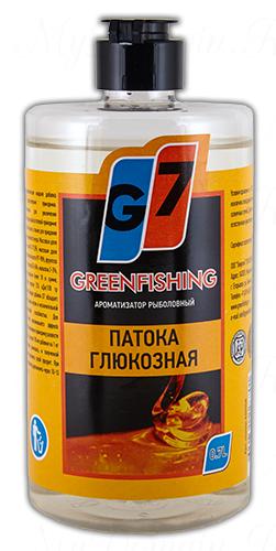 """Добавка Greenfishing """"патока глюкозная"""", объем 700 мл"""