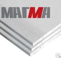 гипсокартон гкл магма 2500х1200х12,5 мм