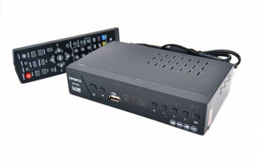 Цифровой ресивер DVB-T2 Орбита HD922 +HD плеер 1080i