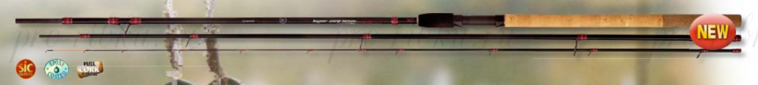 Удилище фидерное Browning Hyper Carp Method 3,60м 80gr