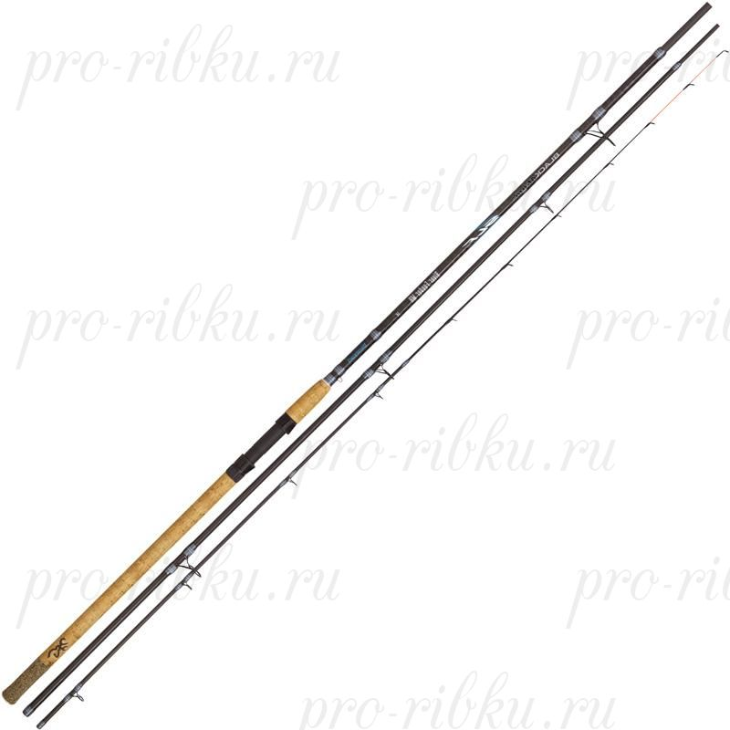 Удилище фидерное Browning Black Magic SLF River Feeder MН 3,90м 120gr