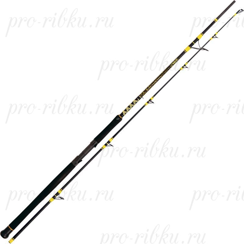 Удилище для сома Black Cat Passion Pro DX Boat 2,40м 400 gr