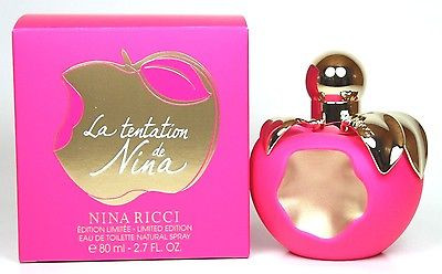 NINA RICCI  La Tentation de Nina 80 ml