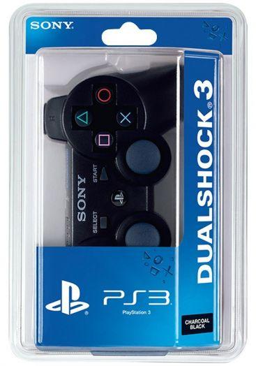 Геймпад PS3 б/п игровой PS-170 на блистаре (черный)
