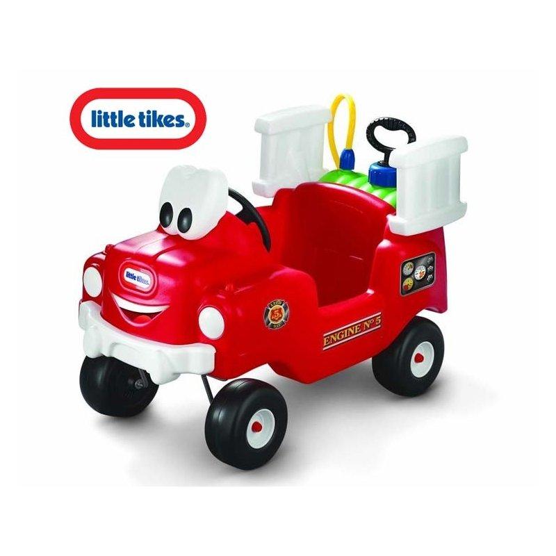 Автомобиль Little Tikes Пожарная с насосом 616129