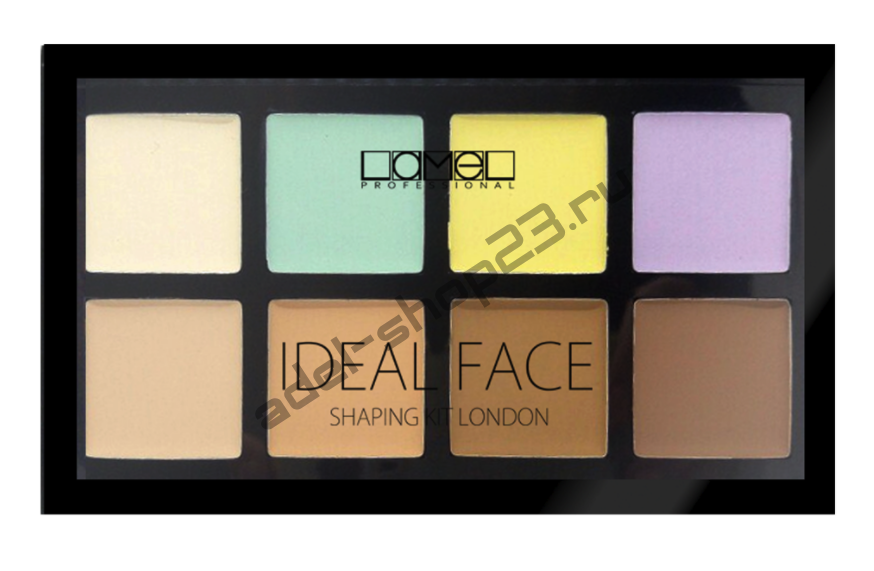 Lamel - Набор для макияжа Ideal Face