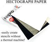 Hectograph Spirit Freehand. Ручной