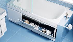 Экран для ванны откидной Alavann Soft 1700