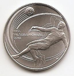 Чемпионат мира по футболу 2018 года 2000 форинтов Венгрия 2018