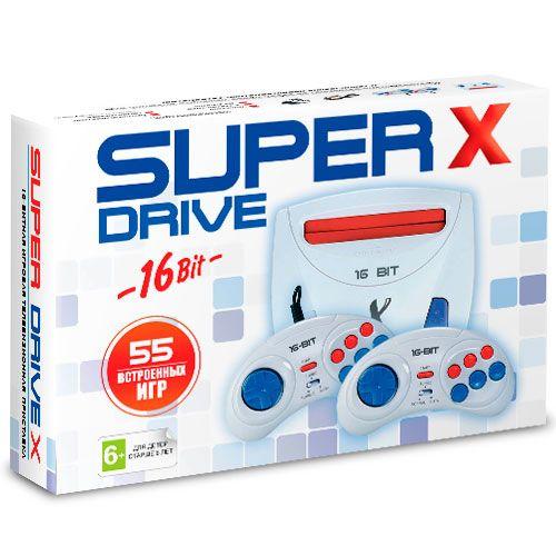 Sega Super Drive X (55-in-1)