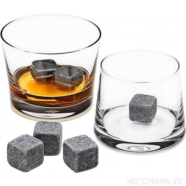 Камни для виски Whiskey Stones,9 шт