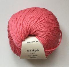 Baby cotton XL (Gazzal) 3435-коралл