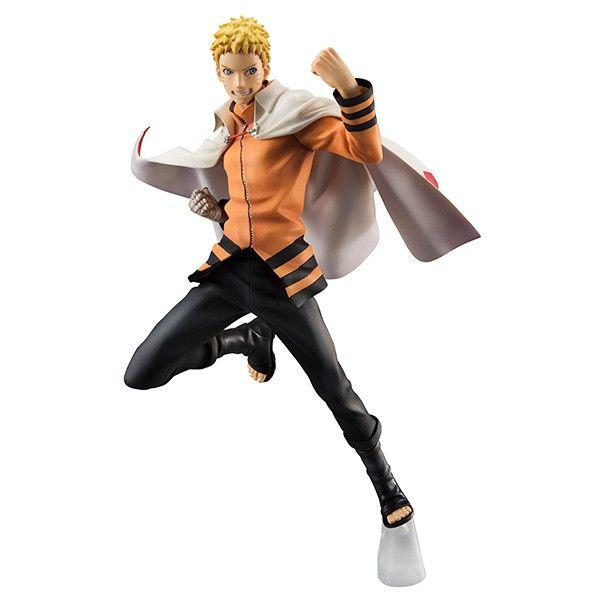 Фигурка Боруто  Boruto - Узумаки Наруто  Naruto Hokage Ver.