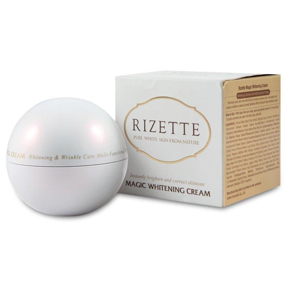 Lioele Rizette Крем осветляющий магический Rizette Magic Whitening Cream 50гр