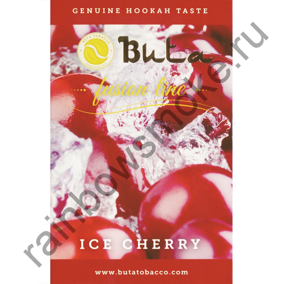 Buta Fusion 50 гр - Ice Cherry (Ледяная Вишня)