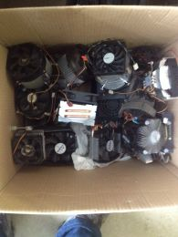 Вентилляторы для процессорови ПК