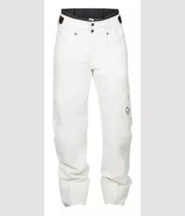Norrona Roldal Gore-Tex PrimaLoft Pants Women SNOWDROP WHITE