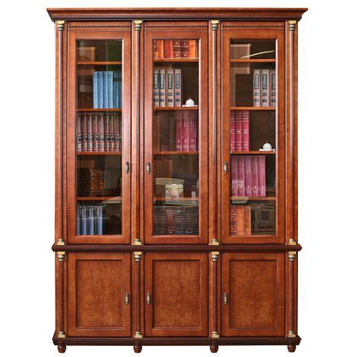Шкаф для книг Валенсия 3 П444.23