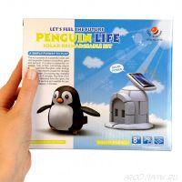 Конструктор на солнечной батарее Penguin Life