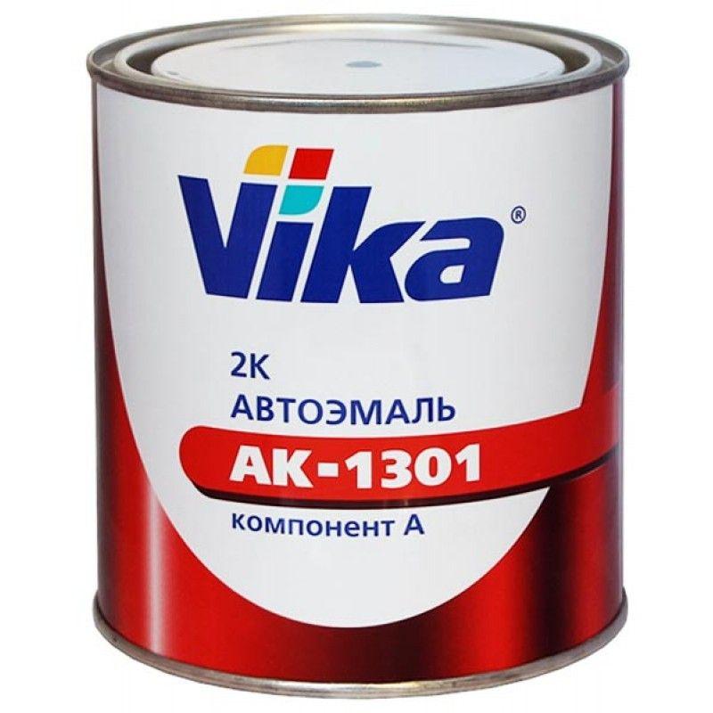 Vika (Вика) RAL 9005, акриловая эмаль АК-1301, 800мл.