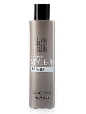 Inebrya Form Флюид с эффектом масла для волос средней фиксации