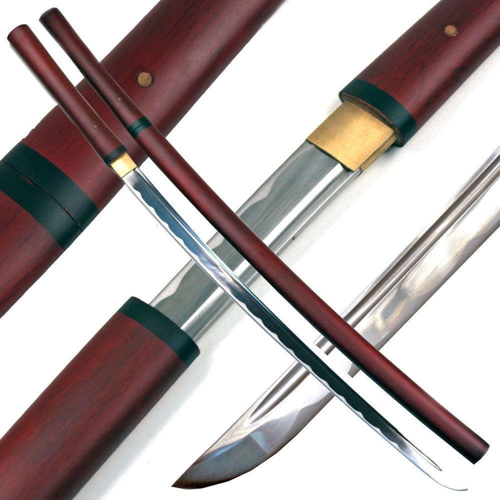 Самурайский меч Shirasaya