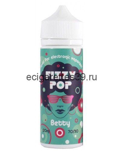 Жидкость FIZZY POP Betty, 120 мл.