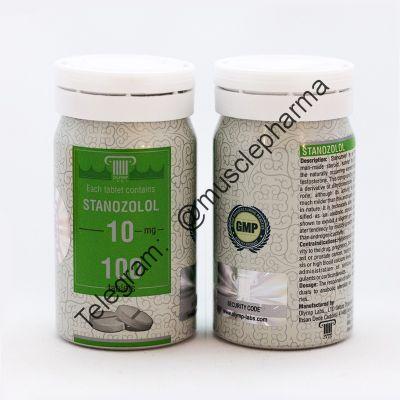 STANOZOLOL (СТАНОЗОЛОЛ). OLYMP LABS. 100 таб. по 10 мг.