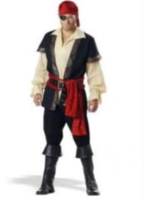 Костюм пирата вип