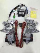 Комплект механизма складывания зеркал для Toyota Land Cruiser 200 и Prado 150
