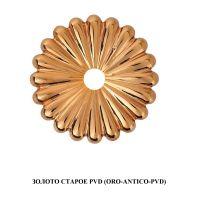 Ручка Enrico Cassina C51000 для раздвижных дверей античное золото PVD