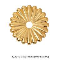 Ручка Enrico Cassina C51000 для раздвижных дверей золото полированное