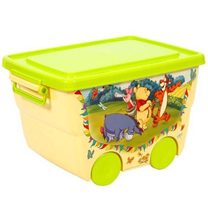 Ящик для игрушек М-Пластика Disney